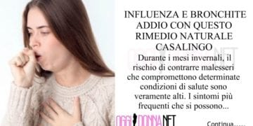 influenza e bronchite